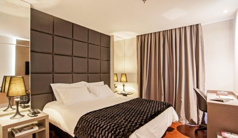 apartamento suite double deck do hotel brut