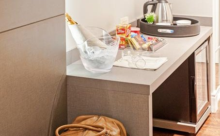 apartamento suite superior do hotel brut
